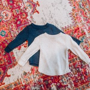 Old Navy toddler boy's thermal (two pack)